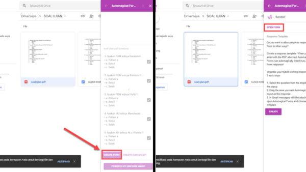 Cara Memindahkan Soal Word Ke Google Form Tanpa Copy Paste