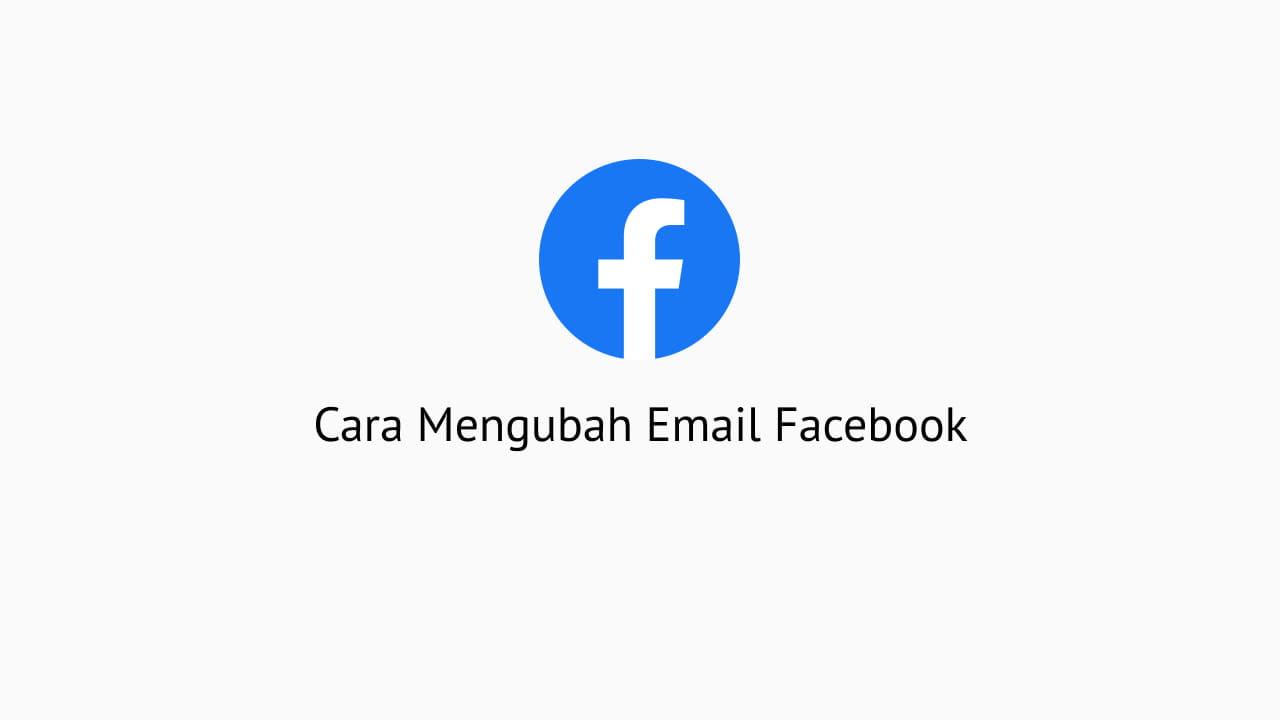 Melihat Alamat Email di Facebook